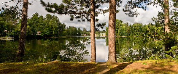Horseshoe Lake | View from front porch