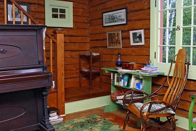 Living Room 2 | Big Cabin