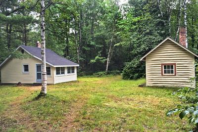 Guest Cabin and Sauna