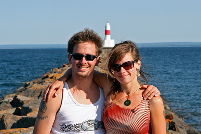 Brother and Sister | Lake Superior