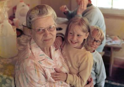 Great Grandma – Always Snuggable