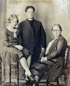 First Family of Camp 1929