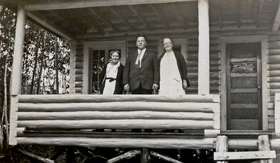First Family Photo 1929