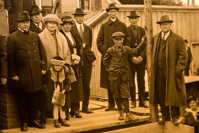 Church Dedication 1923 | Immanuel Lutheran Church; Negaunee, Michigan