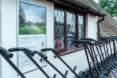 1907260049 -  Cottesmore Charity Pro-Am   on July 26, 2019 at Cottesmore Golf & Country Club, Buchan Hill, Pease Pottage, RH11 9AT, Crawley. Photo: Ben Davidson, www.bendavidsonphotography.com