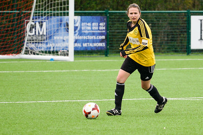 Crawley Wasps vs Eastbourne Town on April 15, 2018 at Steyning Town Football Club, Steyning. Photo: Ben Davidson, www.bendavidsonphotography.com