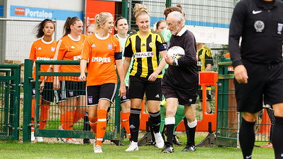 Crawley Wasps LFC (5) vs Ipswich Town Ladies (1) on August 19, 2018 at The Haven, Crawley Down Gatwick Football Club, Crawley Down. Photo: Ben Davidson, www.bendavidsonphotography.com (180819-1131)