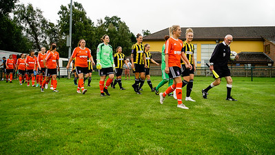 Crawley Wasps LFC (5) vs Ipswich Town Ladies (1) on August 19, 2018 at The Haven, Crawley Down Gatwick Football Club, Crawley Down. Photo: Ben Davidson, www.bendavidsonphotography.com (180819-1138)