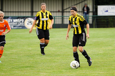 Crawley Wasps LFC (5) vs Ipswich Town Ladies (1) on August 19, 2018 at The Haven, Crawley Down Gatwick Football Club, Crawley Down. Photo: Ben Davidson, www.bendavidsonphotography.com (180819-1185)