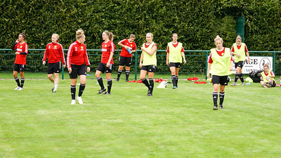 Crawley Wasps LFC (5) vs Ipswich Town Ladies (1) on August 19, 2018 at The Haven, Crawley Down Gatwick Football Club, Crawley Down. Photo: Ben Davidson, www.bendavidsonphotography.com (180819-1113)