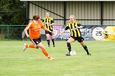 Crawley Wasps LFC (5) vs Ipswich Town Ladies (1) on August 19, 2018 at The Haven, Crawley Down Gatwick Football Club, Crawley Down. Photo: Ben Davidson, www.bendavidsonphotography.com (180819-1190)