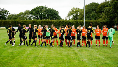 Crawley Wasps LFC (5) vs Ipswich Town Ladies (1) on August 19, 2018 at The Haven, Crawley Down Gatwick Football Club, Crawley Down. Photo: Ben Davidson, www.bendavidsonphotography.com (180819-1146)