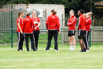 Crawley Wasps LFC (5) vs Ipswich Town Ladies (1) on August 19, 2018 at The Haven, Crawley Down Gatwick Football Club, Crawley Down. Photo: Ben Davidson, www.bendavidsonphotography.com (180819-1025)