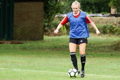 Crawley Wasps Ladies vs Reading Ladies (Reserves) on August 12, 2018 at Ewhurst Football Playing Fields, Crawley. Photo: Ben Davidson, www.bendavidsonphotography.com