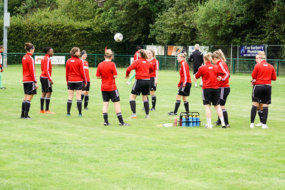 Crawley Wasps LFC (5) vs Ipswich Town Ladies (1) on August 19, 2018 at The Haven, Crawley Down Gatwick Football Club, Crawley Down. Photo: Ben Davidson, www.bendavidsonphotography.com (180819-1048)