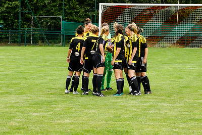 Crawley Wasps LFC (5) vs Ipswich Town Ladies (1) on August 19, 2018 at The Haven, Crawley Down Gatwick Football Club, Crawley Down. Photo: Ben Davidson, www.bendavidsonphotography.com (180819-1155)