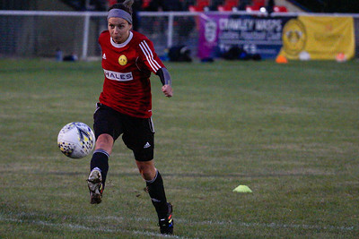Crawley Wasps LFC (5) vs AFC Wimbledon (2) on September 12, 2018 at Oakwood Football Ground, Tinsley Lane, Crawley, Crawley. Photo: Ben Davidson, www.bendavidsonphotography.com (180912-0071)