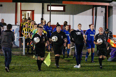 Crawley Wasps LFC (5) vs AFC Wimbledon (2) on September 12, 2018 at Oakwood Football Ground, Tinsley Lane, Crawley, Crawley. Photo: Ben Davidson, www.bendavidsonphotography.com (180912-0085)