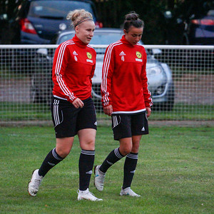 Crawley Wasps LFC (5) vs AFC Wimbledon (2) on September 12, 2018 at Oakwood Football Ground, Tinsley Lane, Crawley, Crawley. Photo: Ben Davidson, www.bendavidsonphotography.com (180912-0015)