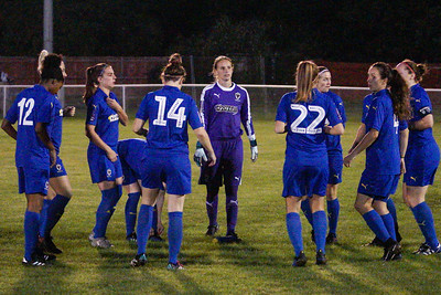 Crawley Wasps LFC (5) vs AFC Wimbledon (2) on September 12, 2018 at Oakwood Football Ground, Tinsley Lane, Crawley, Crawley. Photo: Ben Davidson, www.bendavidsonphotography.com (180912-0096)