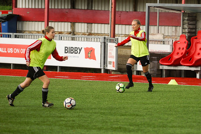 Crawley Wasps LFC (2) vs Chichester City LFC (0) on December 09, 2018 at Worthing FC, Woodside Road, Worthing, Worthing. Photo: Ben Davidson, www.bendavidsonphotography.com (181209-0101)