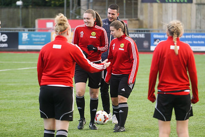 Crawley Wasps LFC (2) vs Chichester City LFC (0) on December 09, 2018 at Worthing FC, Woodside Road, Worthing, Worthing. Photo: Ben Davidson, www.bendavidsonphotography.com (181209-0009)