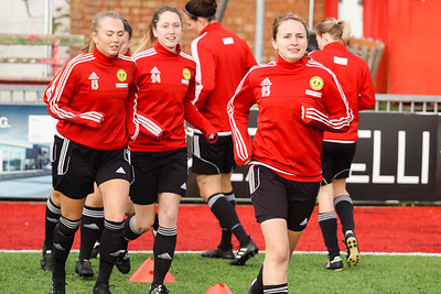 Crawley Wasps LFC (2) vs Chichester City LFC (0) on December 09, 2018 at Worthing FC, Woodside Road, Worthing, Worthing. Photo: Ben Davidson, www.bendavidsonphotography.com (181209-0030)
