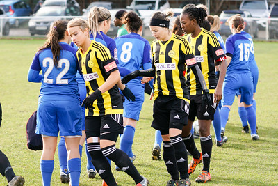 Crawley Wasps Ladies (4) vs Leyton Orient WFC (1) on January 27, 2019 at Oakwood Football Club, Tinsley Lane, Crawley RH10 8AT, Crawley. Photo: Ben Davidson, www.bendavidsonphotography.com - 1901270128