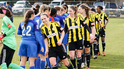 Crawley Wasps Ladies (4) vs Leyton Orient WFC (1) on January 27, 2019 at Oakwood Football Club, Tinsley Lane, Crawley RH10 8AT, Crawley. Photo: Ben Davidson, www.bendavidsonphotography.com - 1901270123