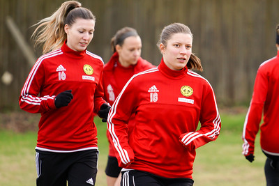Crawley Wasps Ladies (4) vs Leyton Orient WFC (1) on January 27, 2019 at Oakwood Football Club, Tinsley Lane, Crawley RH10 8AT, Crawley. Photo: Ben Davidson, www.bendavidsonphotography.com - 1901270035