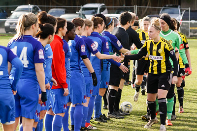 Crawley Wasps Ladies (4) vs Leyton Orient WFC (1) on January 27, 2019 at Oakwood Football Club, Tinsley Lane, Crawley RH10 8AT, Crawley. Photo: Ben Davidson, www.bendavidsonphotography.com - 1901270118