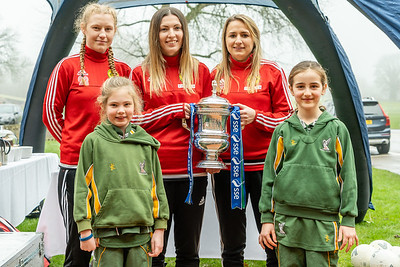 Crawley Wasps LFC FA Cup Tour on January 25, 2019 at , Crawley. Photo: Ben Davidson, www.bendavidsonphotography.com (190125-0070)