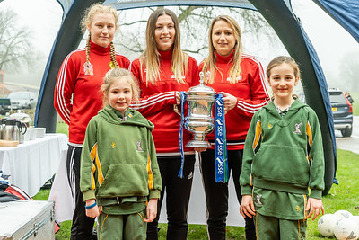 Crawley Wasps LFC FA Cup Tour on January 25, 2019 at , Crawley. Photo: Ben Davidson, www.bendavidsonphotography.com (190125-0072)
