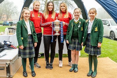 Crawley Wasps LFC FA Cup Tour on January 25, 2019 at , Crawley. Photo: Ben Davidson, www.bendavidsonphotography.com (190125-0049)