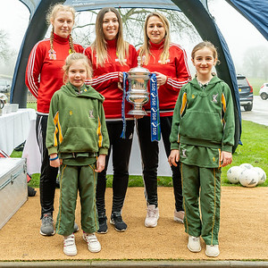 Crawley Wasps LFC FA Cup Tour on January 25, 2019 at , Crawley. Photo: Ben Davidson, www.bendavidsonphotography.com (190125-0068)
