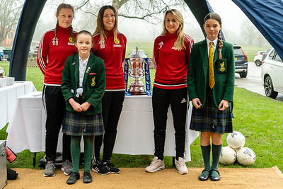 Crawley Wasps LFC FA Cup Tour on January 25, 2019 at , Crawley. Photo: Ben Davidson, www.bendavidsonphotography.com (190125-0020)
