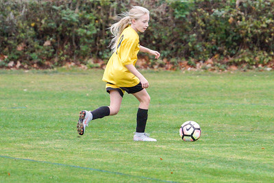 Crawley Wasps U12 (1) vs Horsham Sparrows U12 (1) on October 14, 2018 at Ewhurst Plying Field, Crawley, Crawley. Photo: Ben Davidson, www.bendavidsonphotography.com (181014-345)