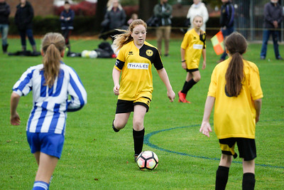 Crawley Wasps U12 (1) vs Horsham Sparrows U12 (1) on October 14, 2018 at Ewhurst Plying Field, Crawley, Crawley. Photo: Ben Davidson, www.bendavidsonphotography.com (181014-344)