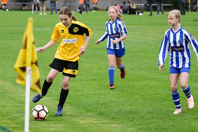 Crawley Wasps U12 (1) vs Horsham Sparrows U12 (1) on October 14, 2018 at Ewhurst Plying Field, Crawley, Crawley. Photo: Ben Davidson, www.bendavidsonphotography.com (181014-339)