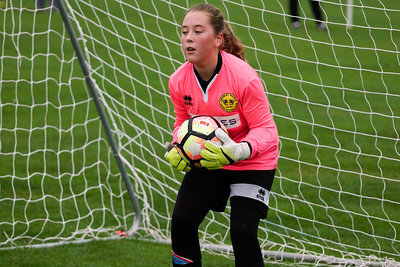 Crawley Wasps U12 (1) vs Horsham Sparrows U12 (1) on October 14, 2018 at Ewhurst Plying Field, Crawley, Crawley. Photo: Ben Davidson, www.bendavidsonphotography.com (181014-322)