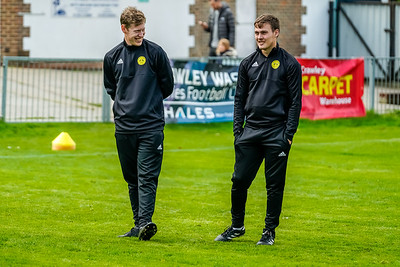 1909290060 -  Crawley Wasps Ladies Football Club  Oxford United WFC on September 29, 2019 at East Court, College Lane, RH19 3LS, East Grinstead. Photo: Ben Davidson, www.bendavidsonphotography.com