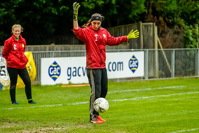 1909290078 -  Crawley Wasps Ladies Football Club  Oxford United WFC on September 29, 2019 at East Court, College Lane, RH19 3LS, East Grinstead. Photo: Ben Davidson, www.bendavidsonphotography.com
