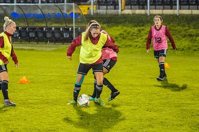 1910230035 -  Crawley Wasps 2 v 2 Gillingham Ladies FC on October 23, 2019 at East Grinstead Town FC, East Court, College Lane, RH19 3LS, East Grinstead. Photo: Ben Davidson, www.bendavidsonphotography.com