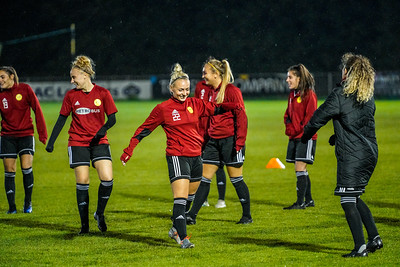1910230002 -  Crawley Wasps 2 v 2 Gillingham Ladies FC on October 23, 2019 at East Grinstead Town FC, East Court, College Lane, RH19 3LS, East Grinstead. Photo: Ben Davidson, www.bendavidsonphotography.com