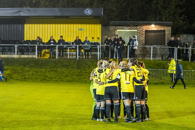 1910230061 -  Crawley Wasps 2 v 2 Gillingham Ladies FC on October 23, 2019 at East Grinstead Town FC, East Court, College Lane, RH19 3LS, East Grinstead. Photo: Ben Davidson, www.bendavidsonphotography.com