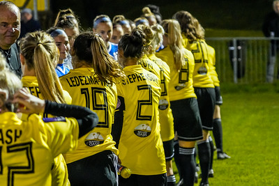 1910230056 -  Crawley Wasps 2 v 2 Gillingham Ladies FC on October 23, 2019 at East Grinstead Town FC, East Court, College Lane, RH19 3LS, East Grinstead. Photo: Ben Davidson, www.bendavidsonphotography.com