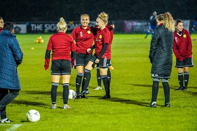 1910230007 -  Crawley Wasps 2 v 2 Gillingham Ladies FC on October 23, 2019 at East Grinstead Town FC, East Court, College Lane, RH19 3LS, East Grinstead. Photo: Ben Davidson, www.bendavidsonphotography.com
