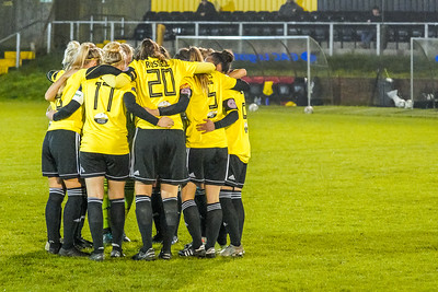 1910230059 -  Crawley Wasps 2 v 2 Gillingham Ladies FC on October 23, 2019 at East Grinstead Town FC, East Court, College Lane, RH19 3LS, East Grinstead. Photo: Ben Davidson, www.bendavidsonphotography.com