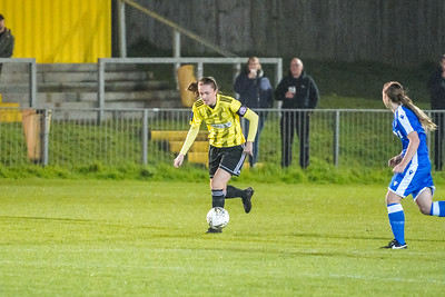 1910230083 -  Crawley Wasps 2 v 2 Gillingham Ladies FC on October 23, 2019 at East Grinstead Town FC, East Court, College Lane, RH19 3LS, East Grinstead. Photo: Ben Davidson, www.bendavidsonphotography.com