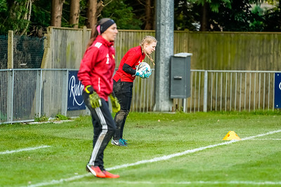 1911100060 -  Crawley Wasps 3 v 1 Portsmouth LFC on November 10, 2019 at East Grinstead Town FC, East Court, College Lane, RH19 3LS, East Grinstead. Photo: Ben Davidson, www.bendavidsonphotography.com